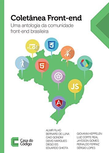Capa do livro Coletânea Front End - Uma antologia da comunidade front end brasileira